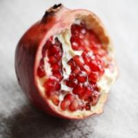 Astringent Taste - Pomengrate