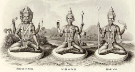 The 3 Energies, Brahma, Vishnu, Shiva